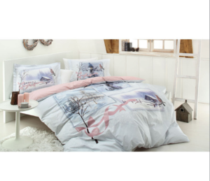 Комплект постельного белья Ozdilek Frost евро