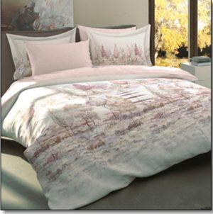 Комплект постельного белья Ozdilek Art Collection Forest евро