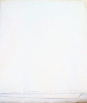 Набор наволочек сатин белый 2 шт