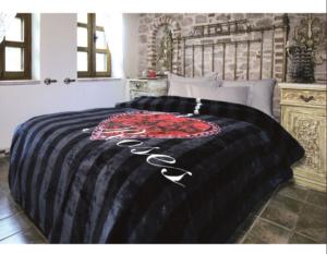 Комплект постельного белья Ozdilek Art Collection Rose Heart евро