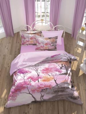 Комплект постельного белья Ozdilek Art Collection Sorrento евро