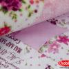 Комплект постельного белья+плед Hobby Home Bella 1.5-сп