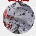 Подушка декоративная Азия-В-НГ Домик (Италия)