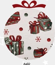 Подушка декоративная Азия-В-НГ Подарки (Италия)