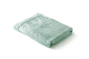 Махровое полотенце Бамбук Классик Морская Волна (Misty Blue)