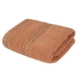 Махровое полотенце Марокко Персик (Salmon)