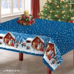 Рождество синий