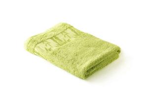 Махровое полотенце Бамбук Классик Салатовый (Luttuce Green)