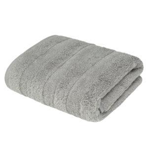 Махровое полотенце Авеню Серый (Grey)