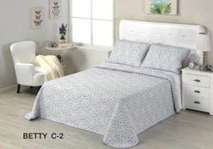 Покрывало на кровать Dolz (Испания) Betty C-2 blue