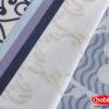 Комплект постельного белья Laura лиловый евро