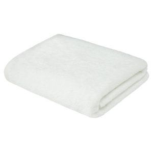 Махровое полотенце Отель белый