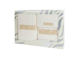 Махровые банные полотенца с вышивкой Valentini FASHION 2 103 (Португалия)