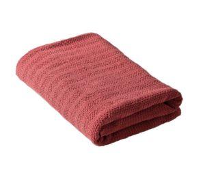 Махровое полотенце Токио Карминный (Marsala)