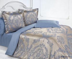 Комплект постельного белья сатин-жакккард Клермон