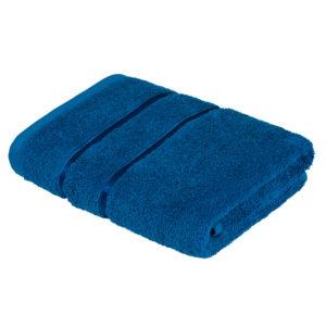 Махровое полотенце Египетский хлопок Синий (Seaport)