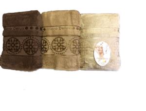 Махровое полотенце Cestepe Orient бежевый