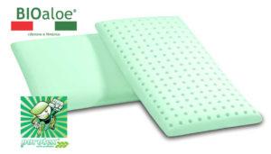 Ортопедическая подушка Bioaloe Baby 50*26*5 2- 5 лет