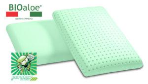 Ортопедическая подушка Bioaloe Portogallo 60*40*12