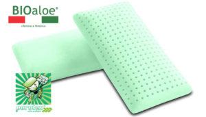 Ортопедическая подушка Bioaloe Saponetta Maxi 72*42*14