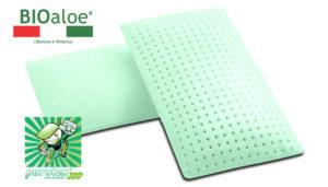 Ортопедическая подушка Bioaloe Slim 60*34*7.5