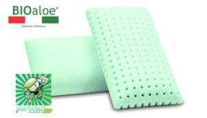 Ортопедическая подушка Bioaloe Viaggio 43*23*11