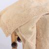 Комплект махровых полотенец Elinda абрикос