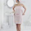 Набор для сауны женский Pera розовый
