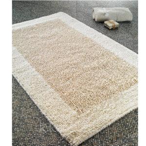 Коврик для ванной комнаты Confetti Cotton Natura Heav слоновая кость 60*100 см