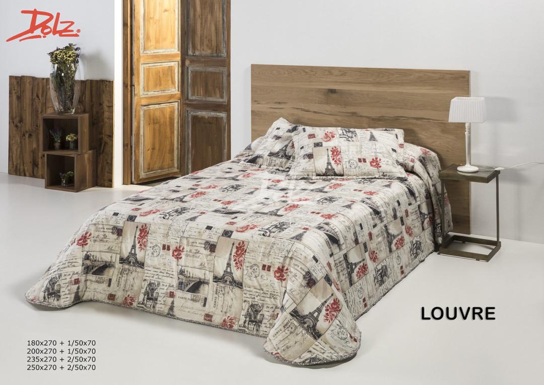 Покрывало на кровать Dolz (Испания) Louvre