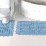 Набор ковриков Ancor кремовый