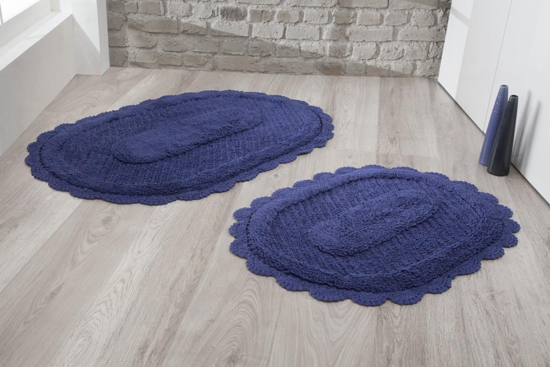 Набор ковриков Lokal синий