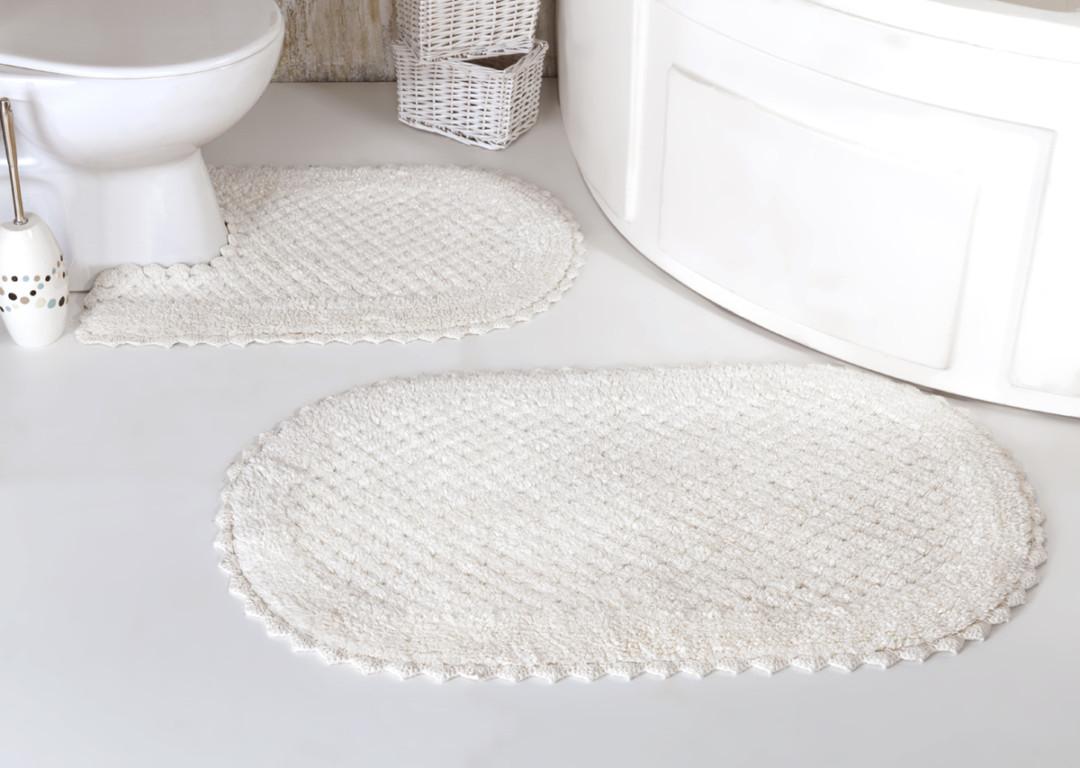Набор ковриков Prior кремовый