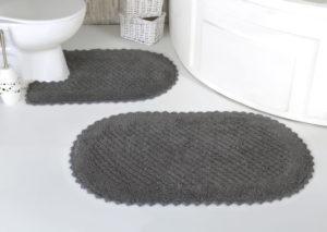 Набор ковриков Prior темно-серый