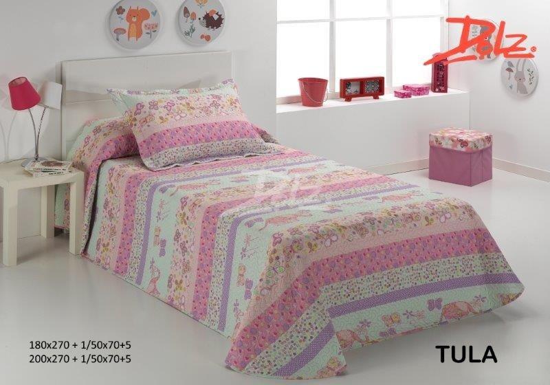 Покрывало на кровать Dolz (Испания) Tula 180*270 см