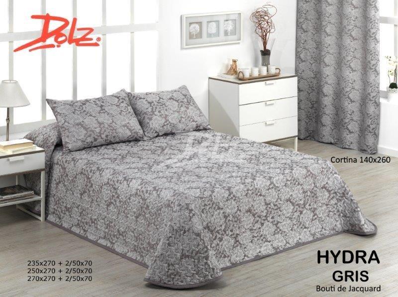 Покрывало на кровать Dolz (Испания) Hydra Gris