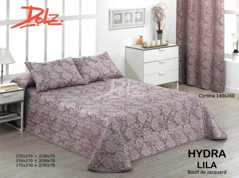 Покрывало на кровать Dolz (Испания) Hydra Lila