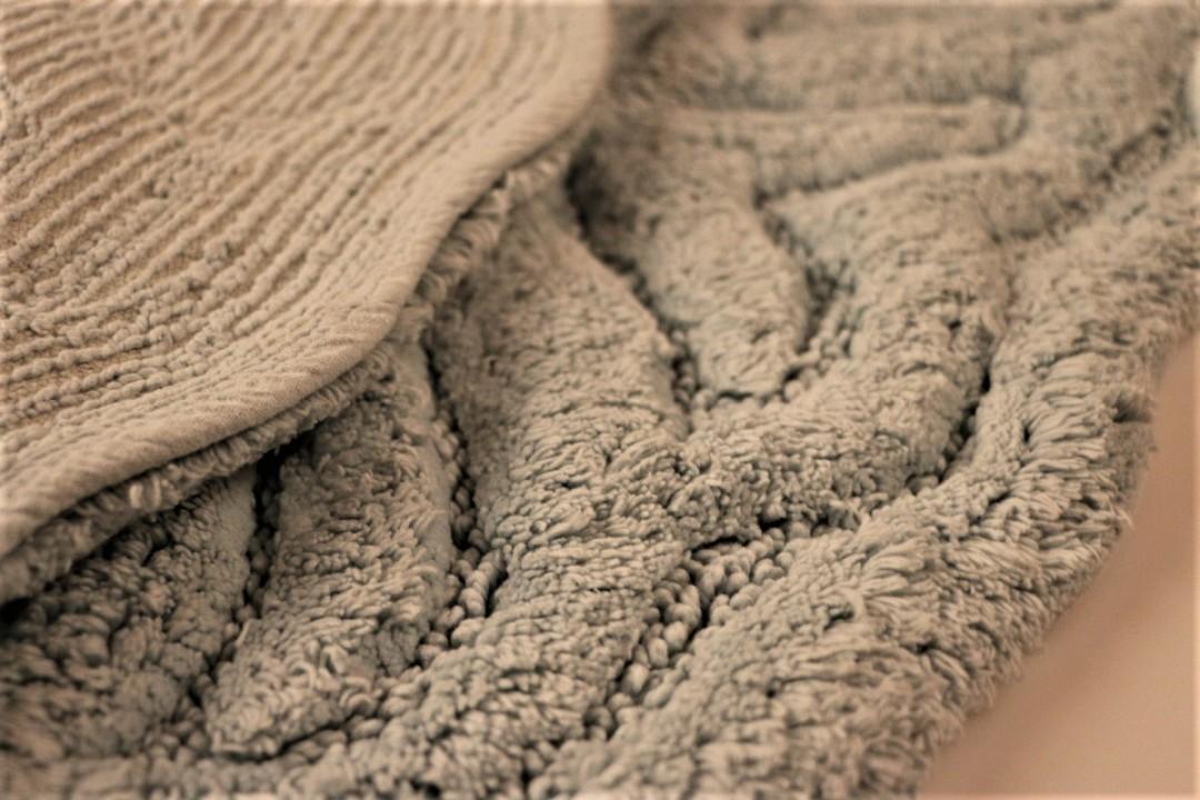 Коврик для ванной Wenge 50*80 см овал коричневый