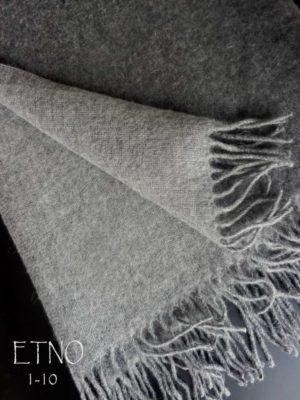 Плед Drobe Etno 1-10 с кистями Литва 140*200 см