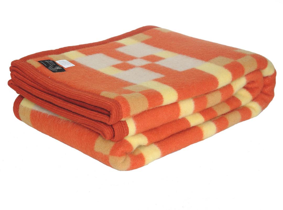 Одеяло шерстяное Сафари