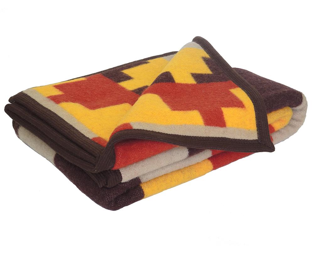 Одеяло шерстяное Кристалл