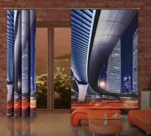 Комплект штор 270W Магистраль