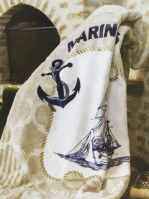 Детский плед Ozdilek Marine Lovers 155*215 см