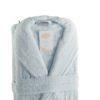 Махровый халат Basic ментол разм.L