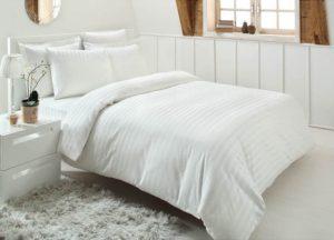 Комплект постельного белья Ozdilek Saten Line krem