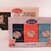 Салфетки вафельные KARNA PIGLET 40x60 см 1/3
