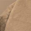 Скатерть   жаккард с гипюром  JAZEL 170x300 см  Капучино