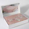 Простынь бамбуковая  PUPILLA  ELENOR 200x220 см  Грязно-розовый