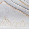 Скатерть  с вышивкой Arda 160*160