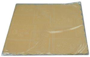 Салфетки KARNA DERTSIZ жаккард  1/6  35x35 cm-Салфетки-Золотистый